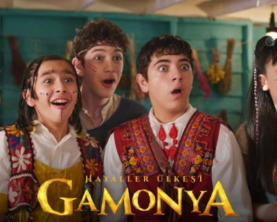 Gamonya: Hayaller Ülkesi İzle , Gamonya: Hayaller Ülkesi Full İzle