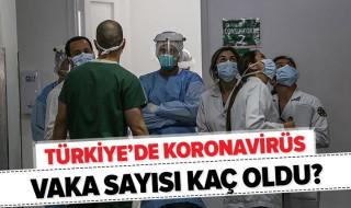 5 Nisan Korona Virüs Vaka ve Ölüm Sayıları