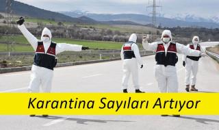 Türkiye'de Karantina Sayısı 39'a Yükseldi !