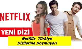 Netfilix Türkiye Dizilerine Doymuyor