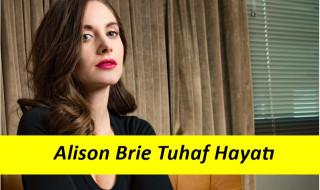 Alison Brie Kimdir ?