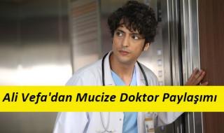 Taner Ölmez'den Mucize Doktor Paylaşımı