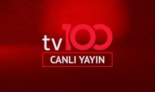 Tv 100 Online İzle