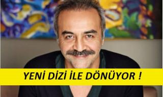 Yılmaz Erdoğan'dan Yeni Dizi