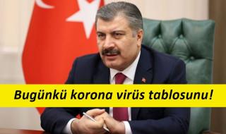 27 Mayıs Korona Virüs Tablosu
