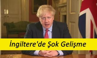 İngiltere Başbakanı Korona Virüs Testi Pozitif