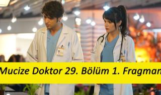 Mucize Doktor 29. Bölüm 1. Fragman
