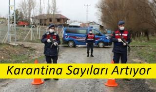 Türkiye'de Yeni Bir Köy Karantinaya Alındı !