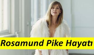 Rosamund Pike Biyografisi