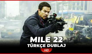 Mile 22 Filmi İzle