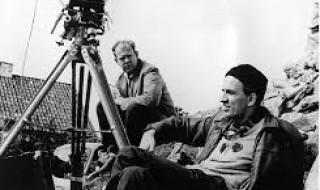 İsveçli Yönetmen İngmar Bergman