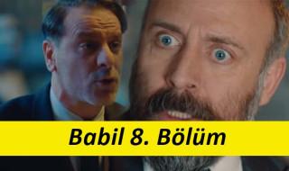 Babil 8. Bölüm fragman  İzle