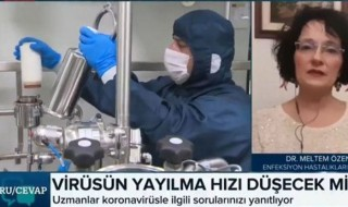 Türkiye'de Vaka Sayısını Açıkladı