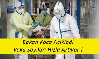 Güncel Korona Virüs: Vaka ve Ölüm Sayısı 31 Mart