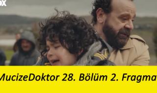 Mucize Doktor 28. Bölüm 2. Fragman İzle