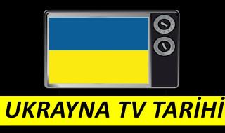 Ukrayna Televizyon Tarihi