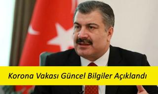 Korona Virüs Türkiye Vakaları Artıyor