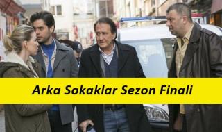 Arka Sokaklar Sezon Finali İzle 550. Bölüm