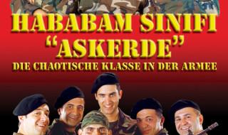 Hababam Sınıfı Askerde (Komedi filmi izle)