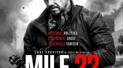 Mİle 22 (Aksiyon filmi izle)
