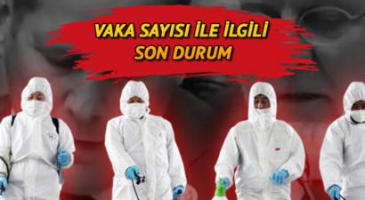 7 Nisan Korona Virüs Vakaları ve Hayatını Kaybedenler Güncel Bilgiler