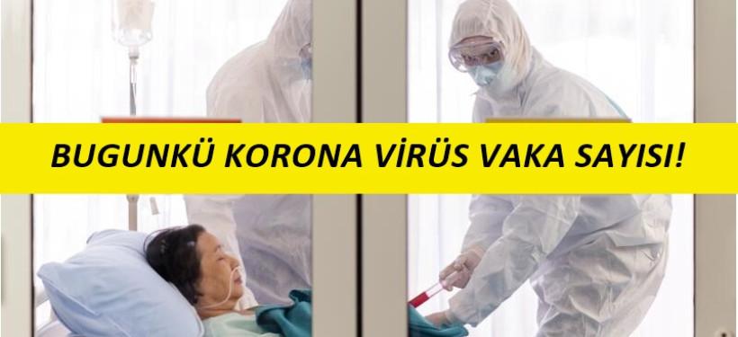 16 Mayıs Korona Virüs Sayıları Açıklandı