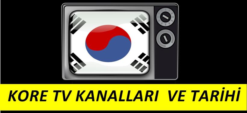 Kore Televizyon Tarihi ve Günümüz