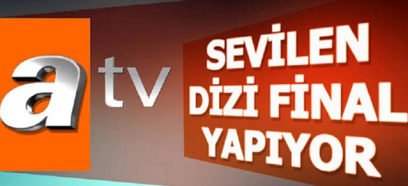 ATV'NİN İDDİALI DİZİSİNDEN FİNAL