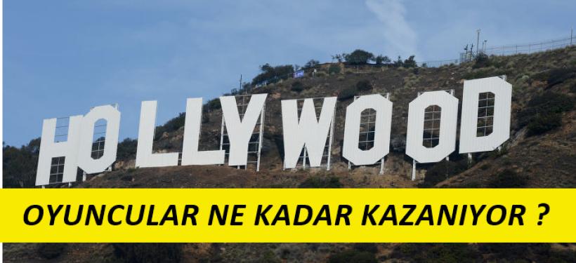 Hollywood Oyuncuları'nın Kelime Başına Aldığı Para !