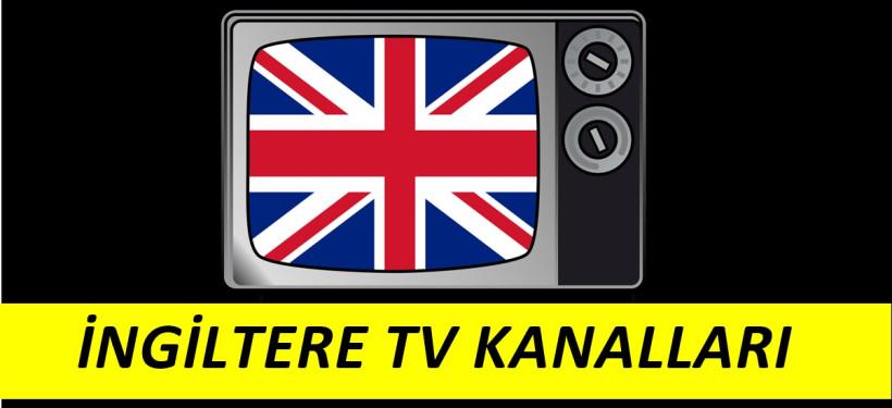 İngiltere Televizyon Kanalları ve Tarihleri