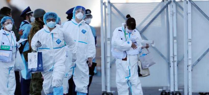 Dünya'da Korona Virüs Vakaları  Güncel Sayılar