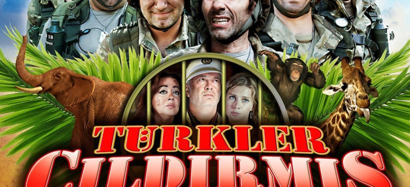 Türkler Çıldırmış Olmalı (Komedi filmi izle)