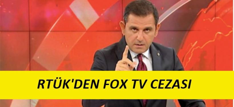 RTÜK FOX TV'ye ÜÇ KEZ YAYIN DURDURMA CEZASI VERDİ
