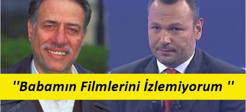 Ali Sunal Babası Kemal Sunal'ın Filmlerini İzlemiyor